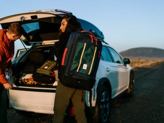 Topo Design Travel Bag