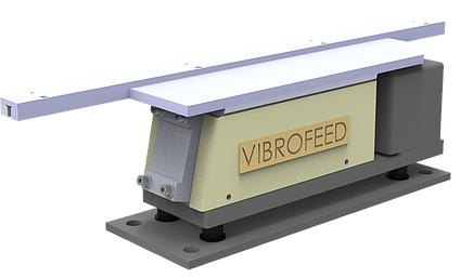 vibratory linear feeder