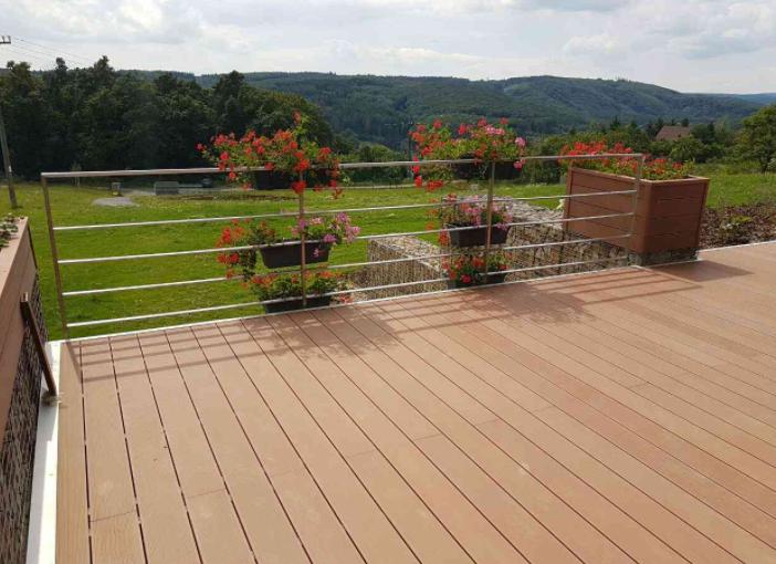 WPC terasové dosky – prémiová kvalita s vysokou odolnosťou