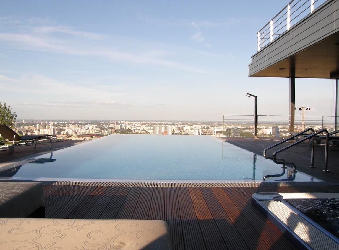 Luxusné bazény pre každého